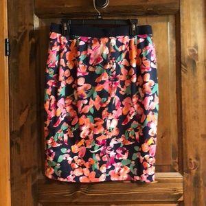 Ann Taylor Skirts - Ann Taylor Print Skirt